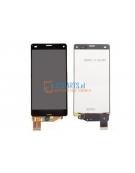 Xperia Z3 Compact LCD & Touch Scherm Zwart