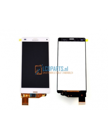 Xperia Z3 Compact LCD & Touch Scherm Wit