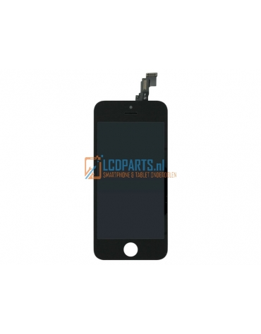 iPhone 5C LCD & Touch Scherm Zwart