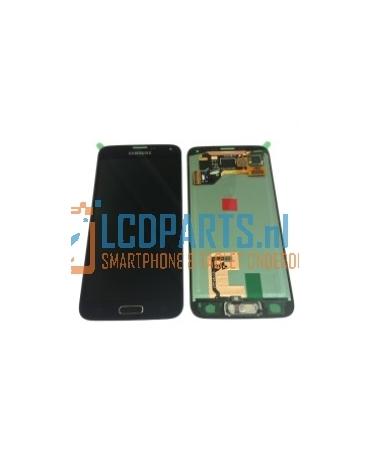 Galaxy S5 LCD & Touch Scherm Zwart