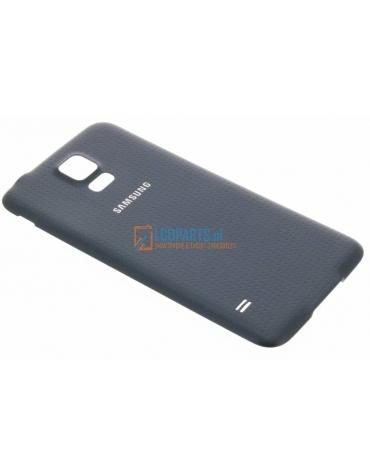 Galaxy S5 Batterij Cover Zwart