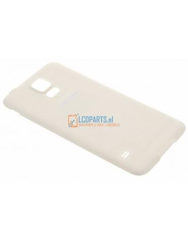 Galaxy S5 Batterij Cover Wit