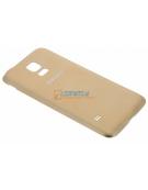 Galaxy S5 Mini Batterij Cover Goud