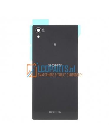 Xperia Z5 Batterij Achterkant Cover Zwart
