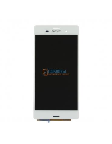 Xperia Z3 Scherm / LCD Wit