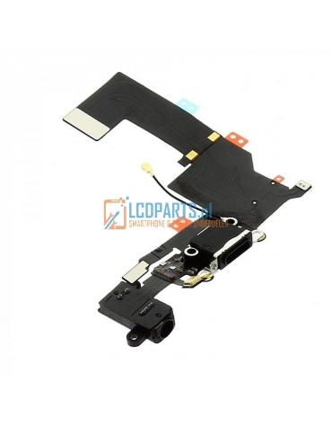 iPhone 5 Oplaad Docking Connector Zwart