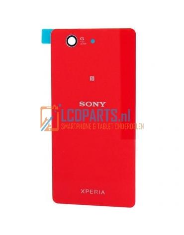 Xperia Z3 Compact Batterij Achterkant Cover Oranje